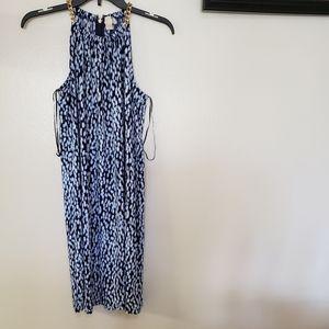 Michael kors women's halter neck dress size M